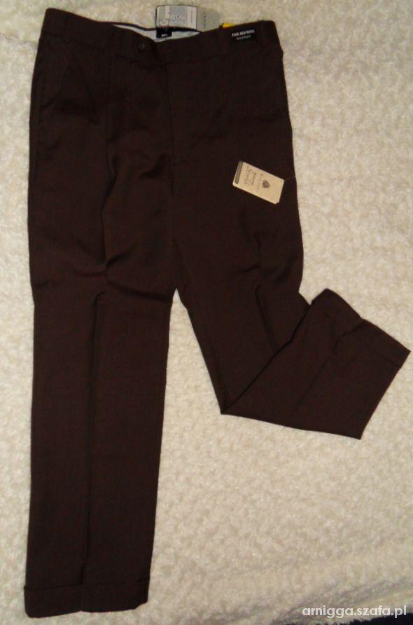 Nowe spodnie męski eleganckie wizytowe M L C&A...