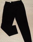 Męskie eleganckie wizytowe spodnie 34R 86cm M L...