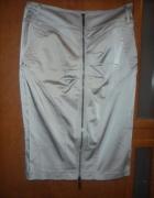 Nowa satynowa spódnica...