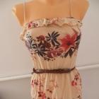 sukienka w kwiaty floral