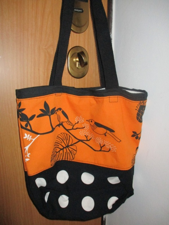 Torebka torba na ramię handmade boho indie