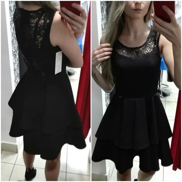 Piękna nowa sukienka XL