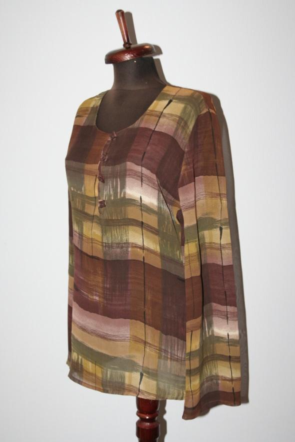 Tuniki bluzka tunika jesienna rozm ok 38