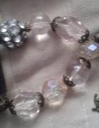 bransoletka na gumce kryształki opia