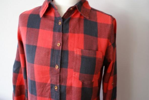 Atmosphere Czerwona koszula w kratkę