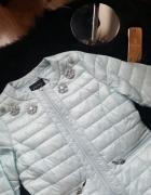 Kurtka pikowana baby bluze kamienie