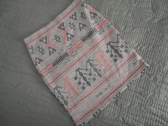 Spódnice spódnica aztec boho F&F S M tanio