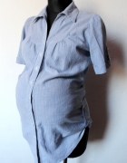 Tunika koszula szmizjerka idealna na ciążę r XL