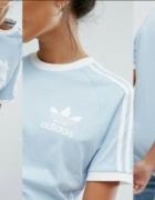 Adidas California Tshirt sky blue...