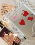 Walentynki na szafie...