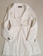 Płaszcz biały Denim Co Tally Weijl