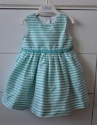 Przepiękna sukienka dla małej damy...