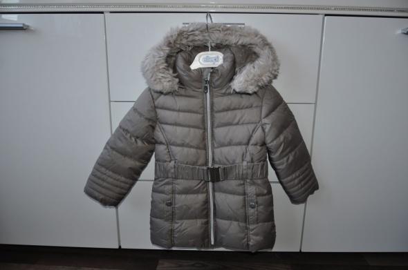 Bardzo ciepła zimowa kurtka