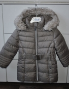 Bardzo ciepła zimowa kurtka...
