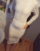 Sukienka koronkowa 38 M Missguided