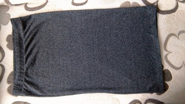 Spódnice Spódnica midi melanż