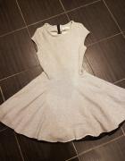 Sukienka na sylwestra brokatowa