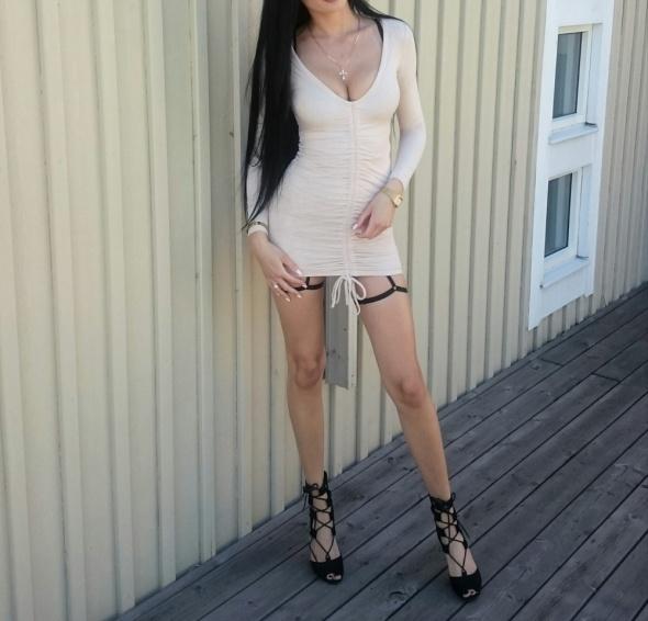 Sukienka Sheer Awards Dress Lovesaints