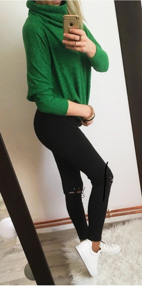 Codzienne Green