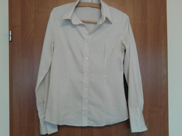 Elegancka klasyczna koszula 40