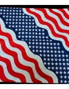 Bandana z flagą USA...