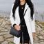 płaszcz biały elegancki...