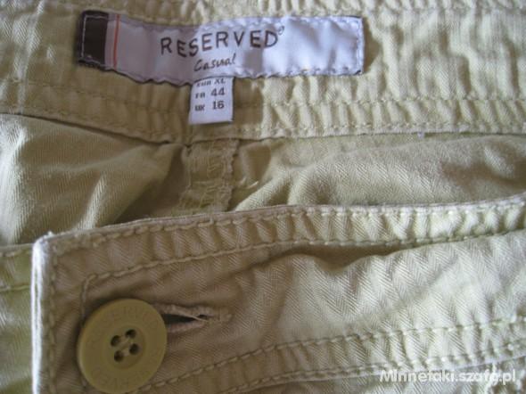 Jaskrawe spodnie Reserved...