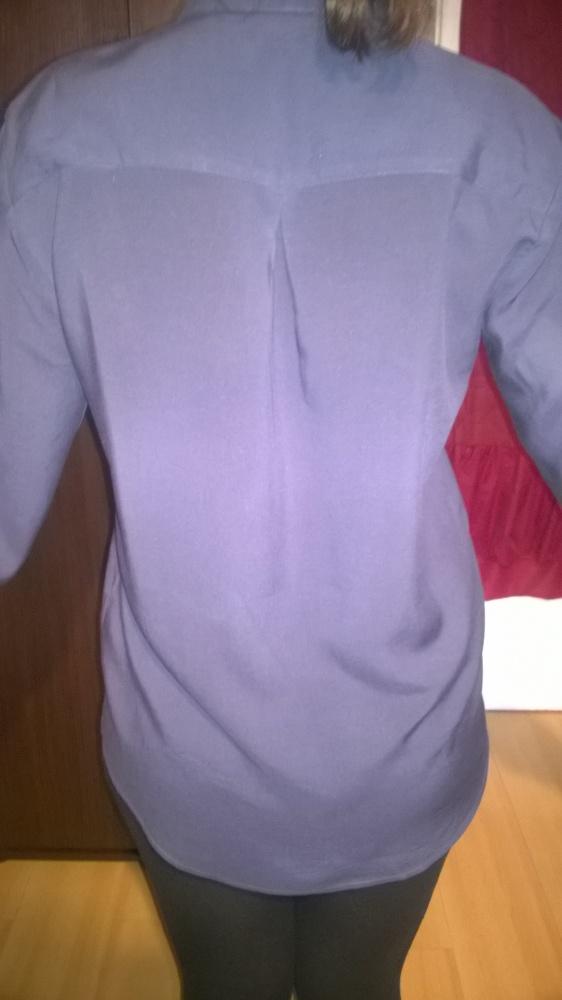 top sekret koszula szara