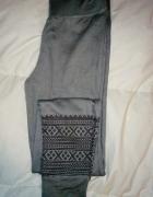 Spodnie piżama aztec xs...