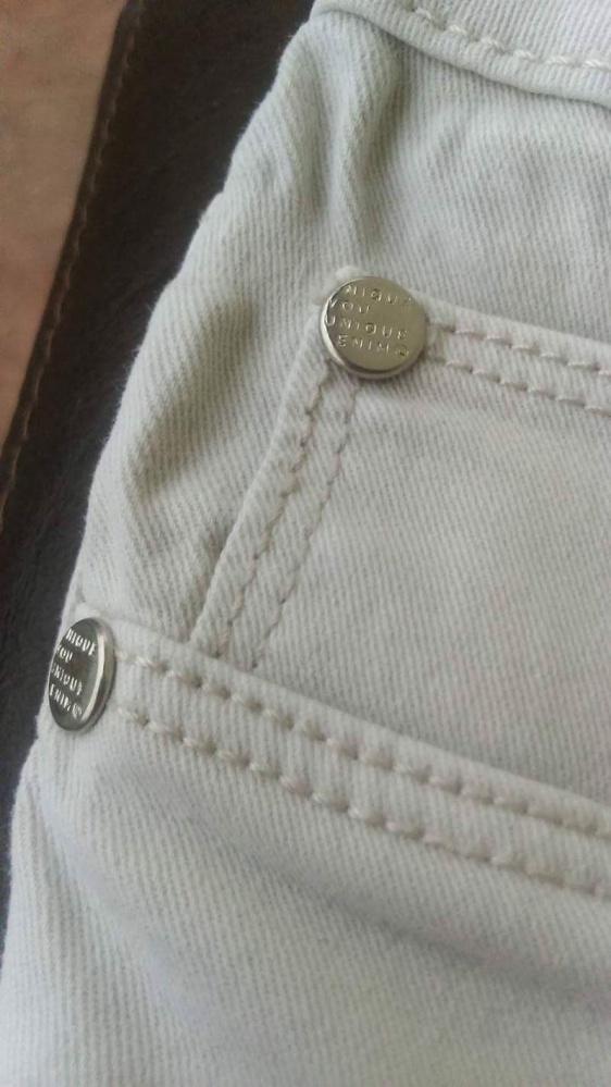 Spodnie CUBUS idealne beżowe