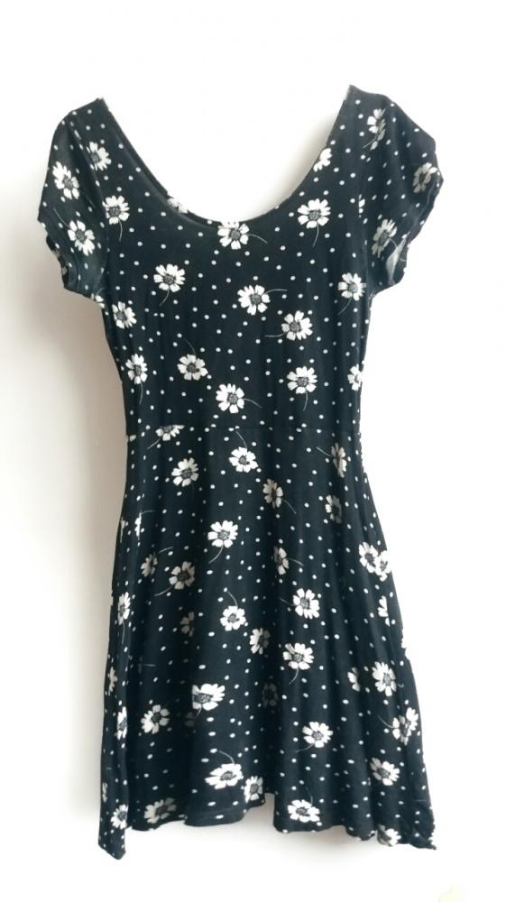 00bb02b2 Sukienka vintage retro atmosphere M kwiaty w Suknie i sukienki ...