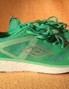 Nowe miętowe adidasy buty sportowe Umbro Vento Mint Silver 40...