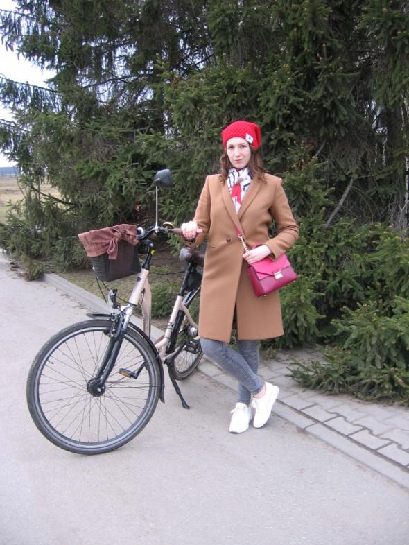 Blogerek Sportowa elegancja na rower