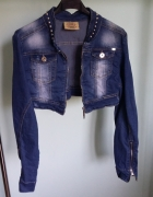 Krótka katana jeans xs 32 34
