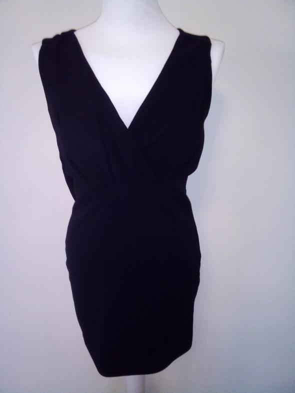 Suknie i sukienki Czarna Sukienka rozmiar S