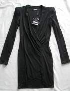 MISSGUIDED sukienka CZARNA r 36 NOWA