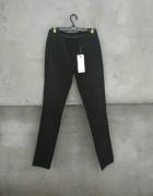 Czarne spodnie VILA nowe z metkami