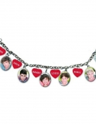 1D One Direction Silver...