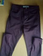 Nowe spodnie Top Shop jeansy rurki skinny...