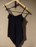 Czarne body HM 42 bawełniane na ramiączkach