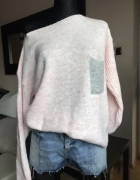 Sweter oversize jak nowy