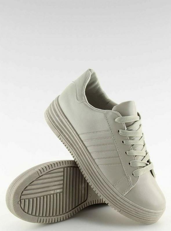 buty nowe creepersy pełna rozmiarowka szare