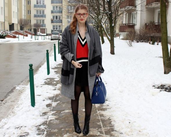 Blogerek Zima w mieście