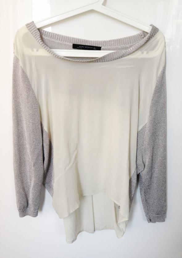 Bluzka Zara Woman rozmiar L