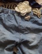 Tregginsy jeans H&M S 36