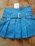 Spódnica jeansowa nowa