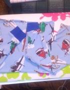 Samoloty planes piżamka