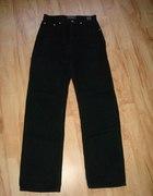 Czarne jeansy VERSACE oryginalne...