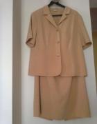 kostium na lato krótki rękaw roz 4446...