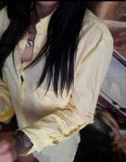 Żółta koszula moodo...